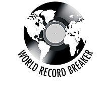World Record Breaker Photographic Print