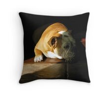 Here comes the sun... Throw Pillow