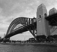 Sydney Harbour Bridge by DianaC
