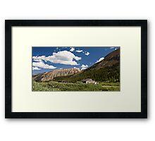Nature Wins Framed Print
