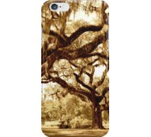 The Mighty Oaks iPhone Case/Skin