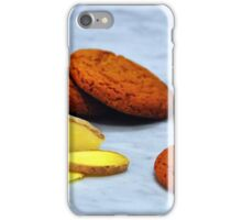 ginger biscuits iPhone Case/Skin