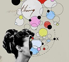 everything is a universe by Loui  Jover