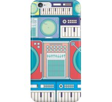 music composition iPhone Case/Skin
