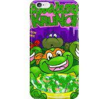 kawabunga krunch iPhone Case/Skin