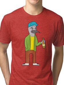 Pigeonboy  Tri-blend T-Shirt
