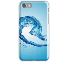 wave water iPhone Case/Skin