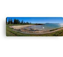Horseshoe Bay Panorama Canvas Print