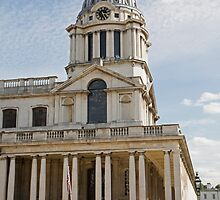 St Peter & St Pauls church in Greenwich Naval College by Keith Larby