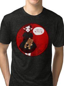 Croquette Vampire Tri-blend T-Shirt