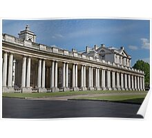 Royal Naval College Greenwich Poster
