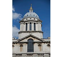 Royal Naval college in Greenwich Photographic Print