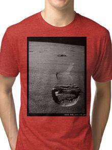 Footprint Tri-blend T-Shirt