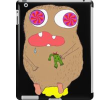 party animal (illution eyes) iPad Case/Skin