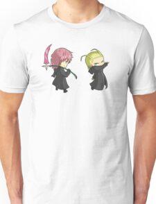 Marluxia and Larxene set Unisex T-Shirt
