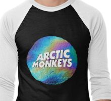 Urban Jungle: Arctic Monkeys Men's Baseball ¾ T-Shirt