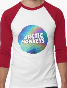 Urban Jungle: Arctic Monkeys Men's Baseball ¾ T-Shirt