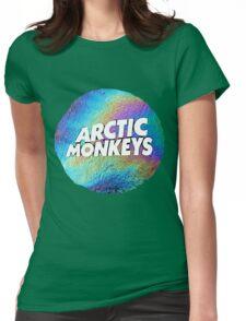 Urban Jungle: Arctic Monkeys Womens Fitted T-Shirt