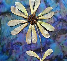 Maple Seed Flower by LauraElizabeth