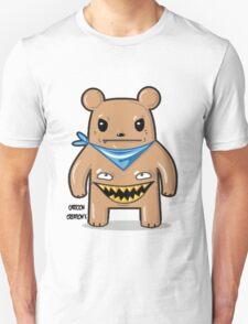 greedy bear white T-Shirt
