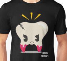pain for wisdom white Unisex T-Shirt