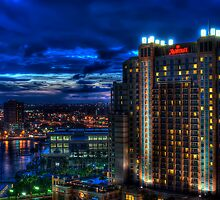 Tampa Marriott by Jose O. Mediavilla