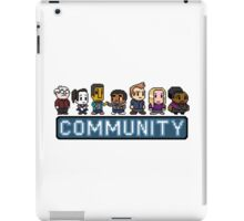 8-Bit Community  iPad Case/Skin