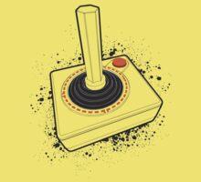 Atari Stick Baby Tee