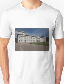 Greenwich Naval College in the the Royal Borough of Greenwich T-Shirt