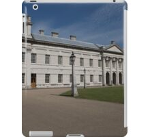 Greenwich Naval College in the the Royal Borough of Greenwich iPad Case/Skin