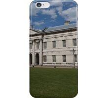 Greenwich Naval College in the the Royal Borough of Greenwich iPhone Case/Skin