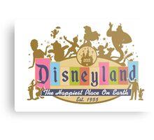Disneyland 2015 Metal Print