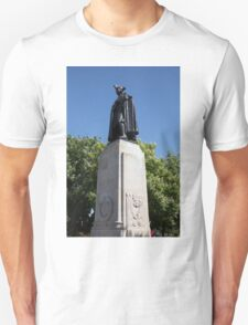 James Wolfe statue in Greenwich park T-Shirt