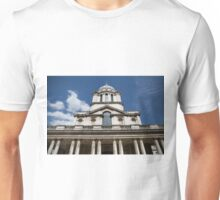 Royal Naval college in Greenwich Unisex T-Shirt