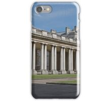 Royal Naval College Greenwich iPhone Case/Skin