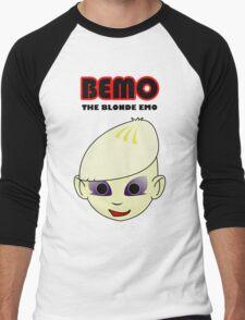 BEMO - The Blonde Emo Men's Baseball ¾ T-Shirt