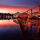 Mosman Bay Boatshed  by EOS20