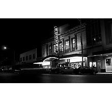 The Regent Theater Photographic Print