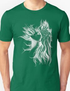 White Fusion Unisex T-Shirt