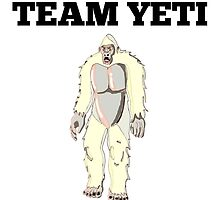 Team Yeti by GiftIdea
