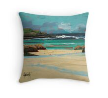 Barra Breeze 1 Throw Pillow