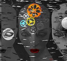 Faces 16 by Igor Shrayer