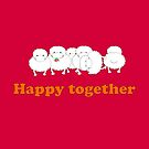 Happy together by Manana11