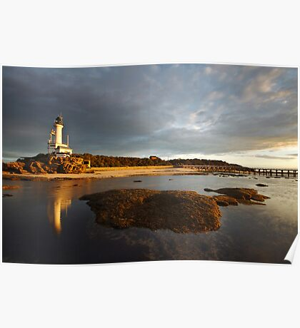 Point Lonsdale Sunrise II Poster