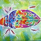 Jewel Bug by Karen McGrath