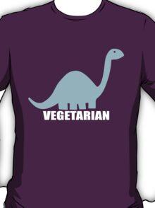 Dino Vegetarian T-Shirt