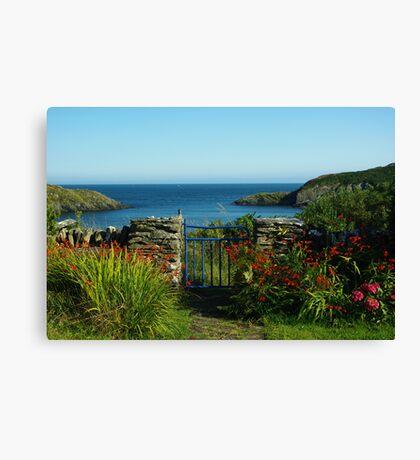 Summer holidays Canvas Print