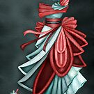 Origami Dress by Sybille Sterk