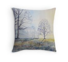 Dawn of Promise Throw Pillow