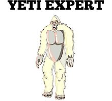 Yeti Expert by GiftIdea